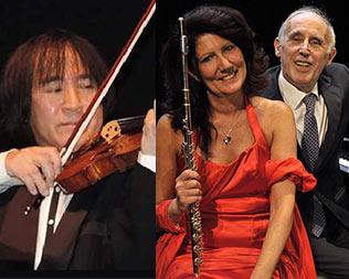 Trio Sello, Shimizu, Canino