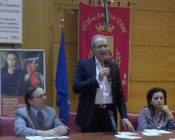 Conferenza stampa Stagione Teatrale AMA Calabria 2017/18: Intervento del Sindaco di Lamezia Terme